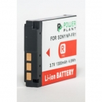 Аккумулятор PowerPlant Sony NP-FR1 1300mAh
