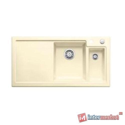 Кухонная мойка Blanco Axon II 6S керамика ваниль (516545)