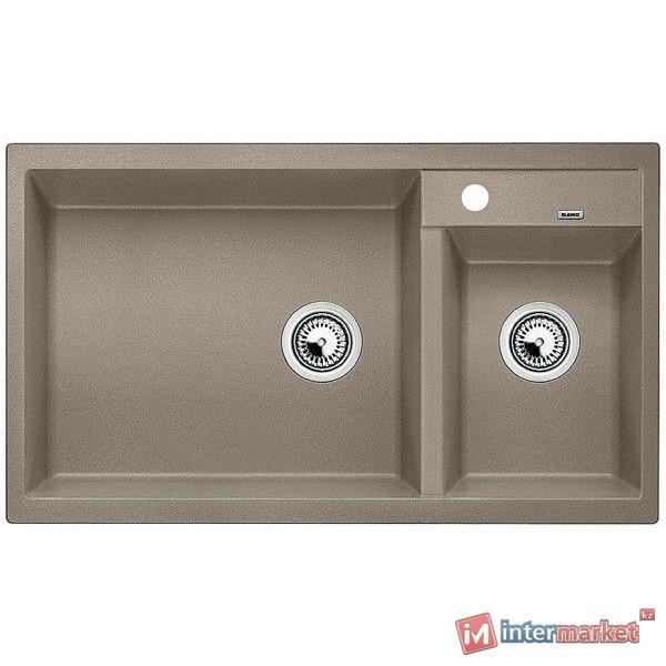 Кухонная мойка Blanco Metra 9 серый беж (517364)