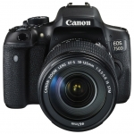 Цифровой фотоаппарат Canon EOS 750D Kit 18-135 IS