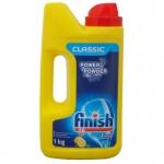 """Порошок """"Finish"""" для посудомоечной машины, с ароматом лимона,1 кг"""
