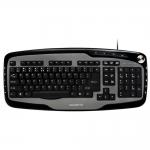 Клавиатура Gigabyte GK-K6800, Black