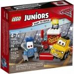 LEGO: Пит-стоп Гвидо и Луиджи