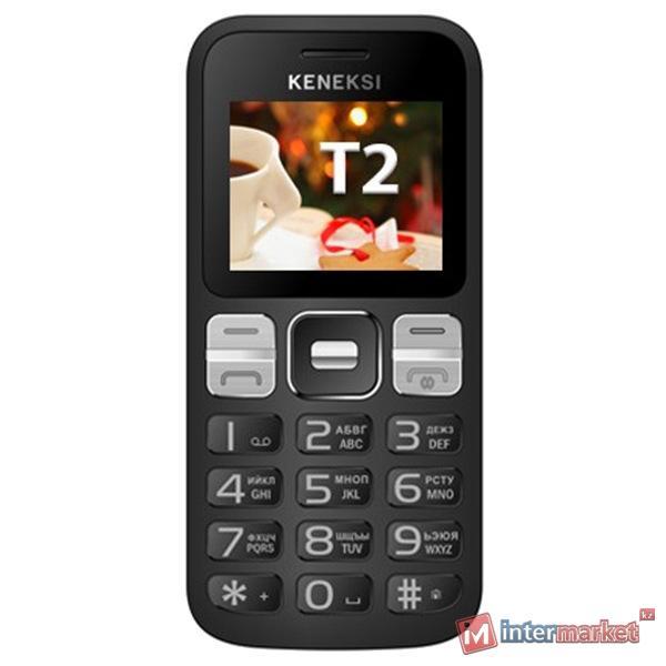 Мобильный телефон Keneksi T2, Black