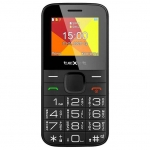 Мобильный телефон Texet TM-B201, чёрный