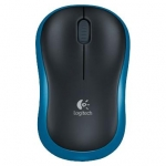 Мышь Logitech M185 dark blue