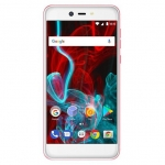 "Смартфон BQ-5211 Strike Pink Gold 5.2""/1280x720HD/MTK6580A, 4 ядра/1Gb+8Gb/13Mp+8MP/2600 мАн/3G /"