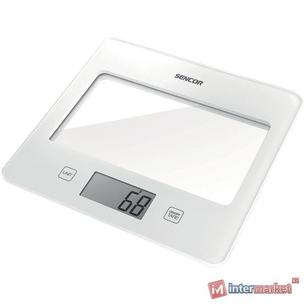 Кухонные весы SENCOR SKS 5020 WH