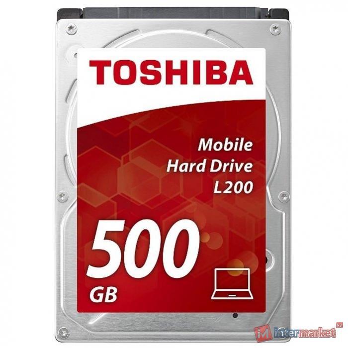 Жесткий диск Toshiba 500 GB HDWK105UZSVA